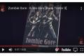 Il booktrailer di Zombie Gore su Curiosando!